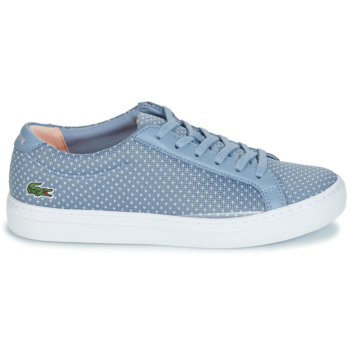 Bleu 12 L En Lacoste Chaussures Coloris Femmes 12 Lightweight1181 zSUGVqMp