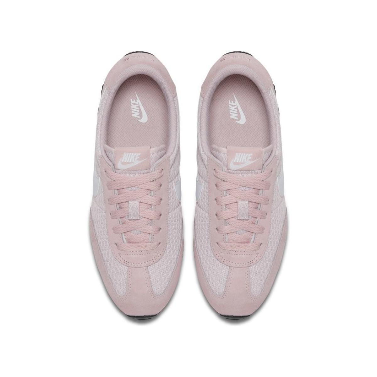Chaussures Shoe En Rose Nike Textile Women's Oceania 511880 Femmes jLMVqzpGUS