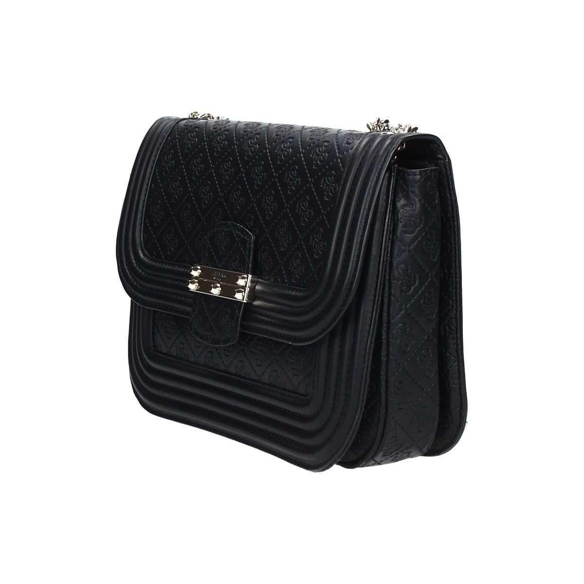 Guess Hwsg67 87200 Borsa A Mano Women s Handbags In Black in Black ... fe4d6d7b4fffa