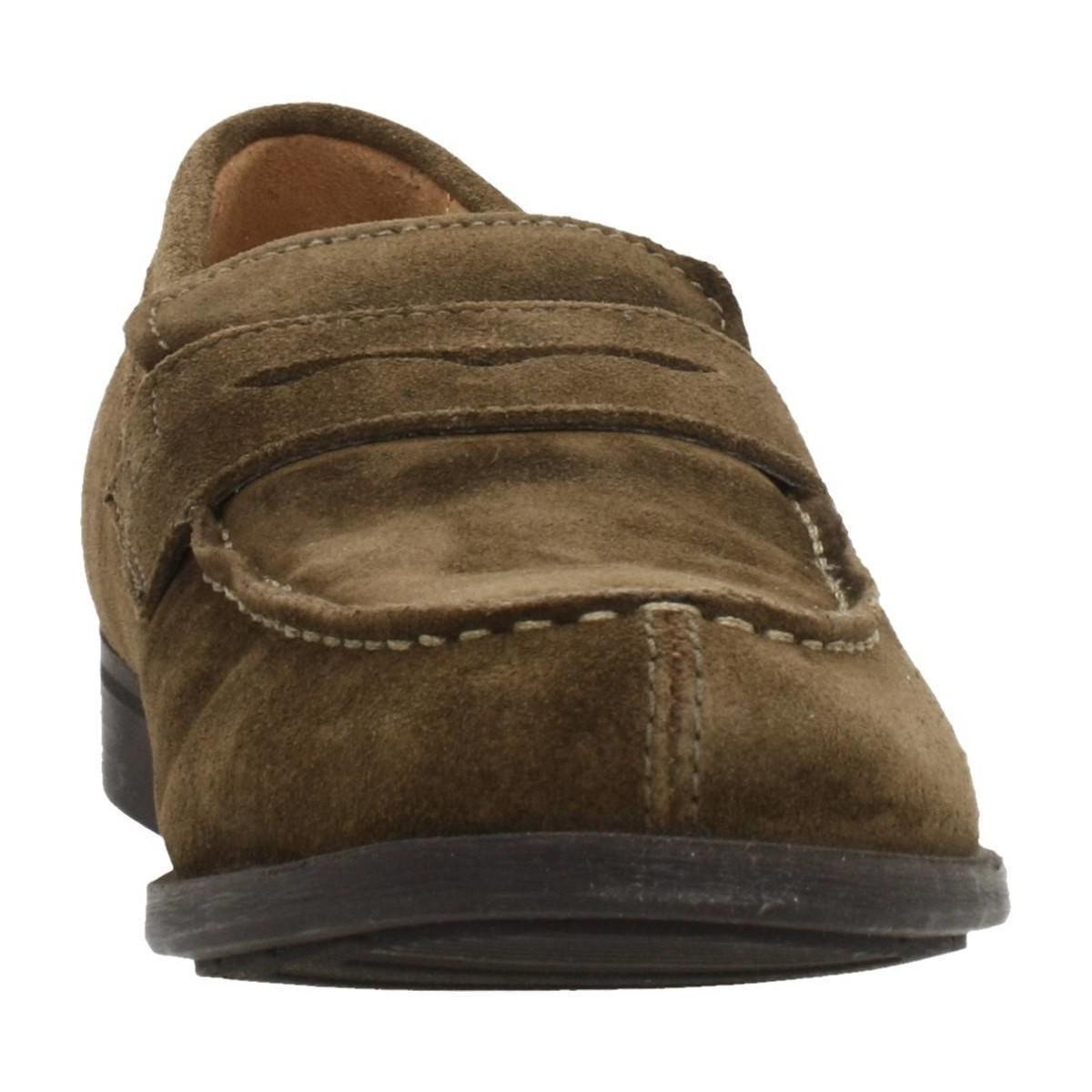 U Besmington Loafers Casual Shoes