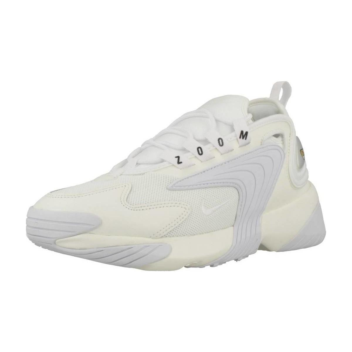 Espantar Claraboya Nos vemos mañana  Nike Zoom 2k Women's Shoes (trainers) In White in White - Lyst