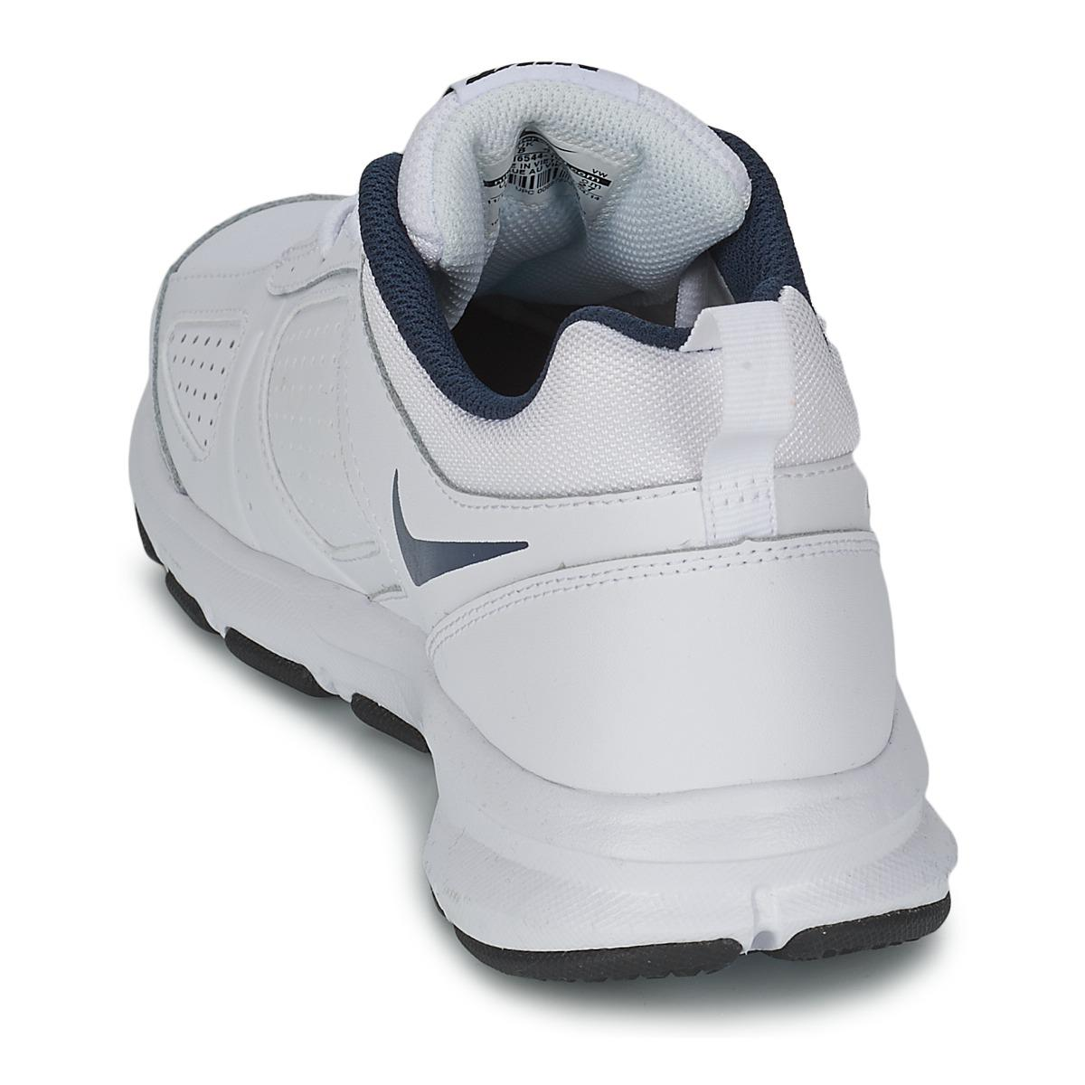 Nike Leather T-lite Xi Women's Sports Trainers (shoes) In White for Men