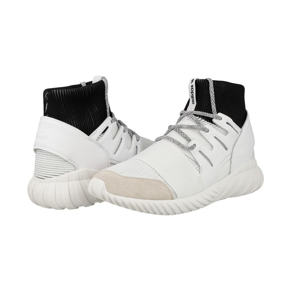adidas Tubular Doom Men's Shoes (high-top Trainers) In Beige in Natural for Men
