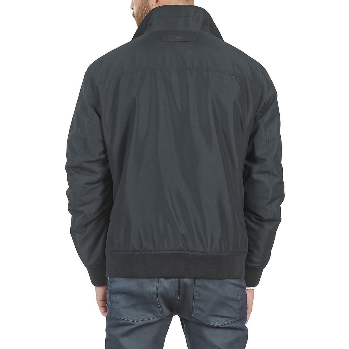 GANT The Hampshire Jacket Men's Jacket In Black for Men