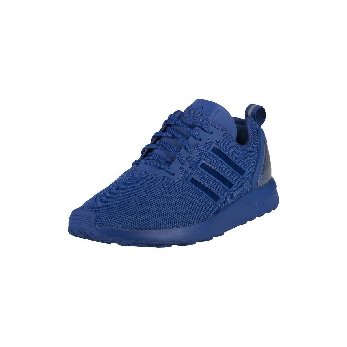 adidas Zx Flux Adv Men's Shoes (trainers) In Blue for Men