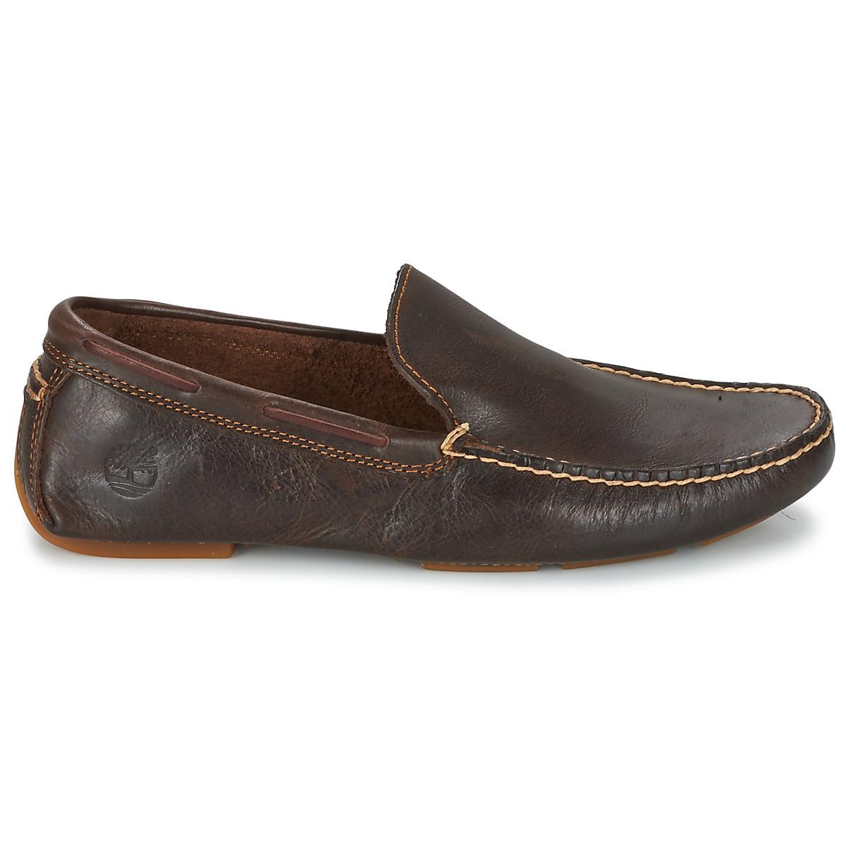 mocassin timberland homme heritage