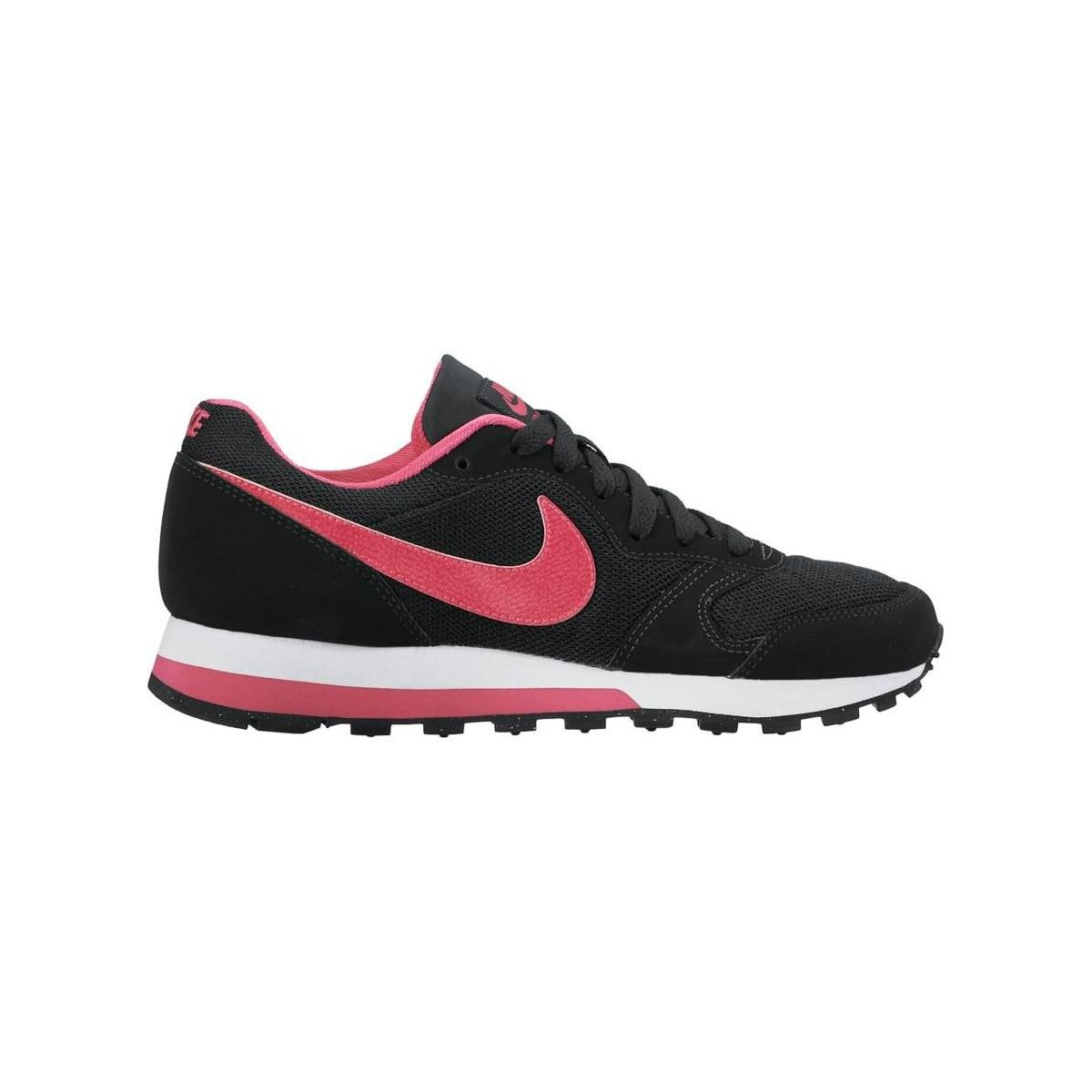 052f6f8ee1 Nike Girls' Md Runner 2 (gs) Shoe 807319 006 Women's Shoes (trainers ...