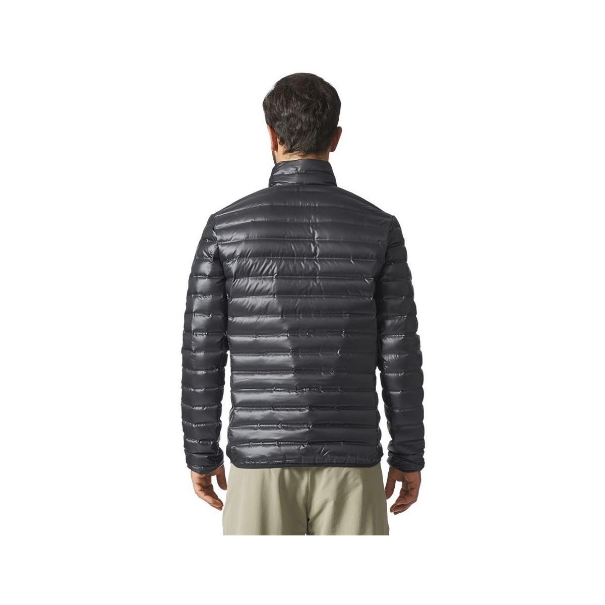 adidas Varilite Jacket (collegiate Navy) Men's Coat in Black for Men