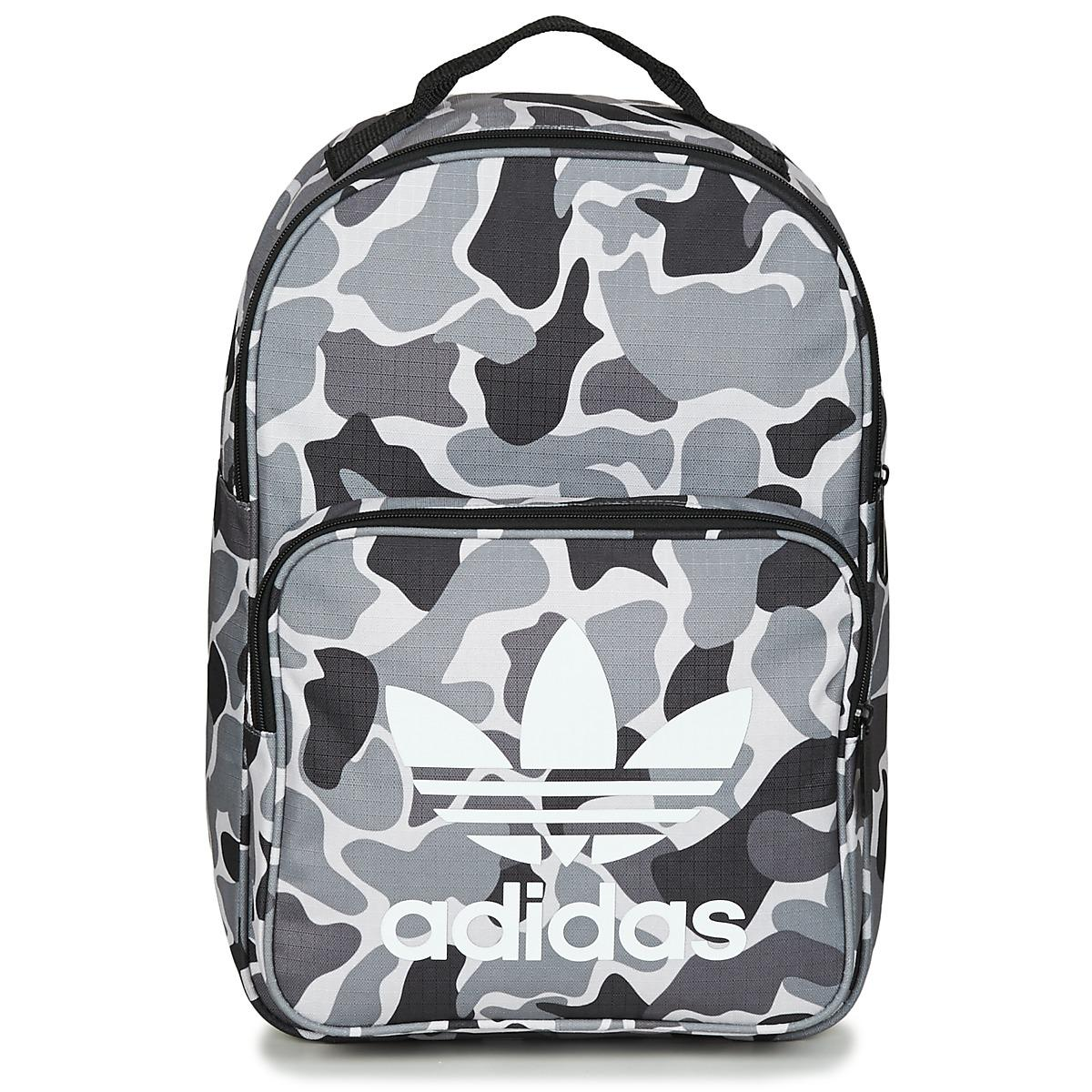 adidas Bp Classic Camo Women s Backpack In Grey in Gray for Men - Lyst 9d493cb71976b