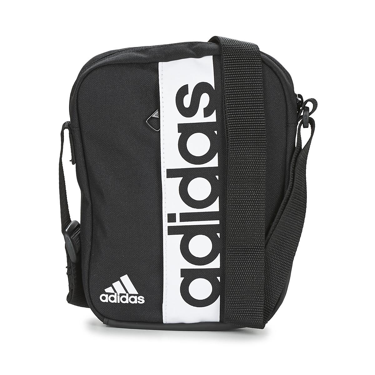 adidas Linear Organizer Men s Pouch In Black in Black for Men - Lyst d3cdfb1c5f