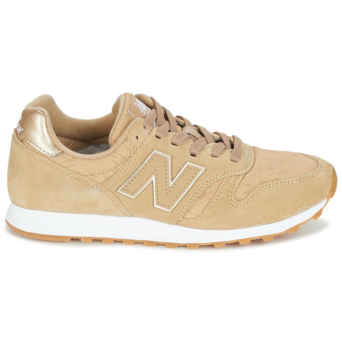 WL373 femmes Chaussures en Beige New Balance en coloris Neutre - Lyst