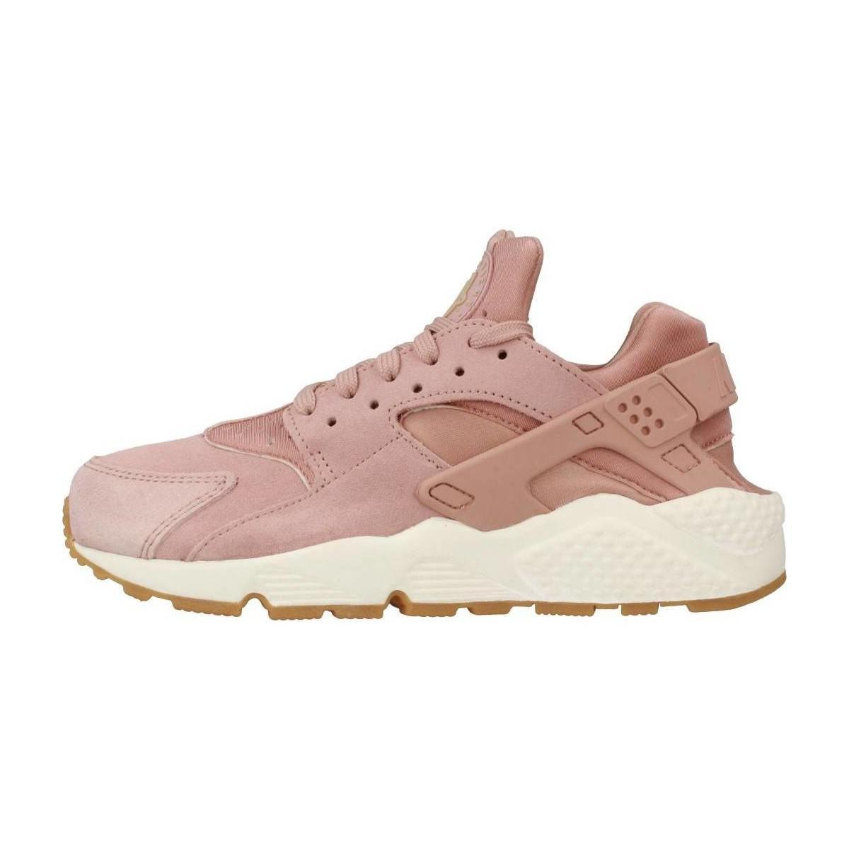 Nike Huarache Women's In Pink