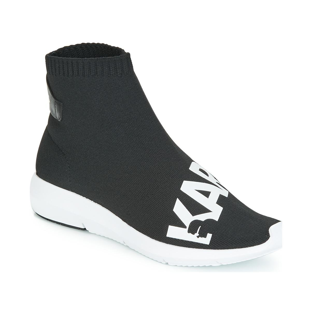 6cacd466f5d3 Karl Lagerfeld Vitesse Legere Women s Shoes (high-top Trainers) In ...
