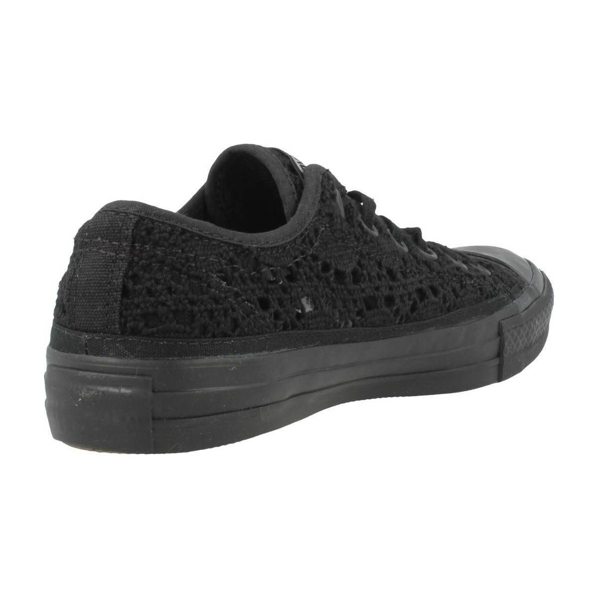 Converse Ct Specialty Ox Women's Shoes (trainers) In Black