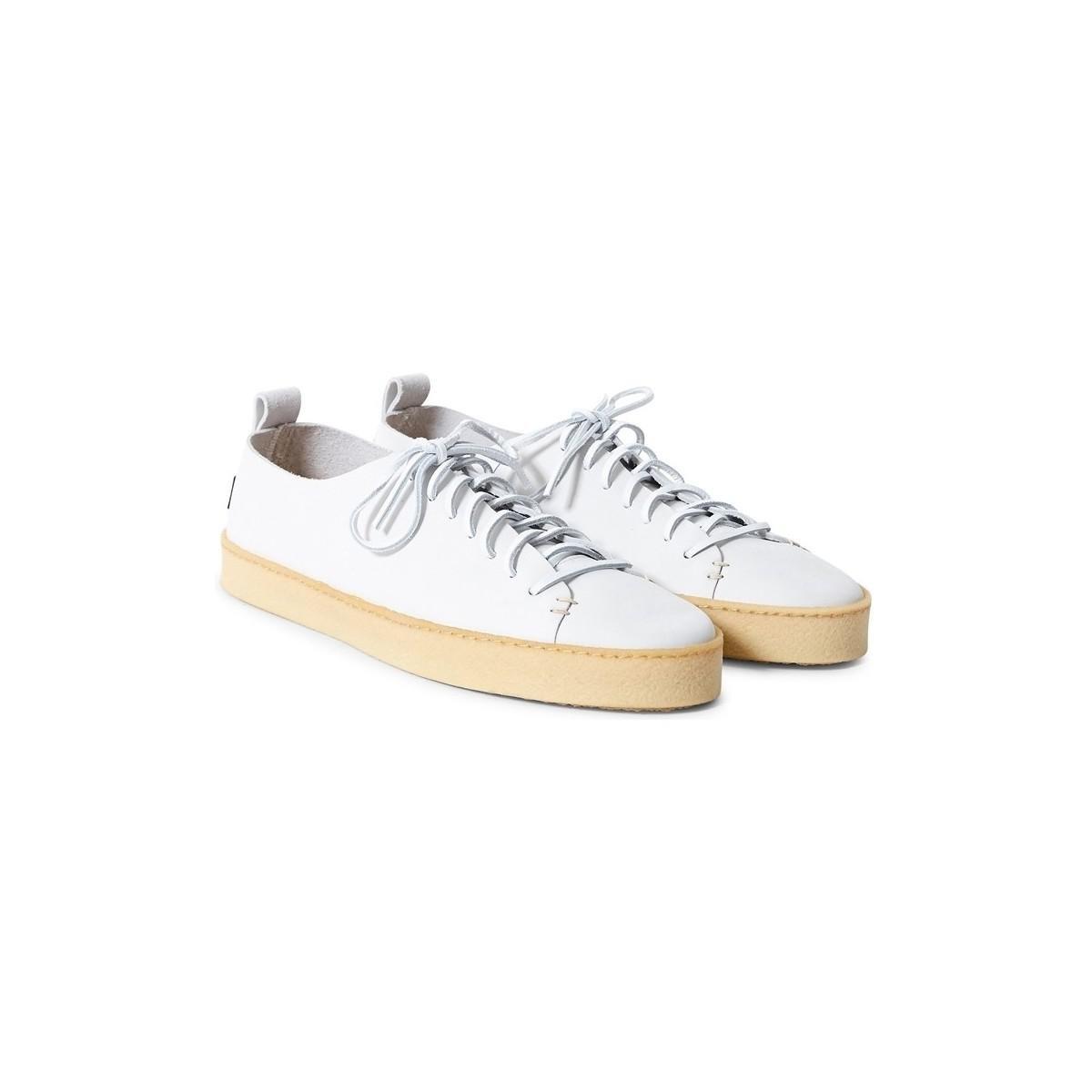 Yogi Rufus Nubuck Trainer White Men's Shoes (trainers) In White for Men