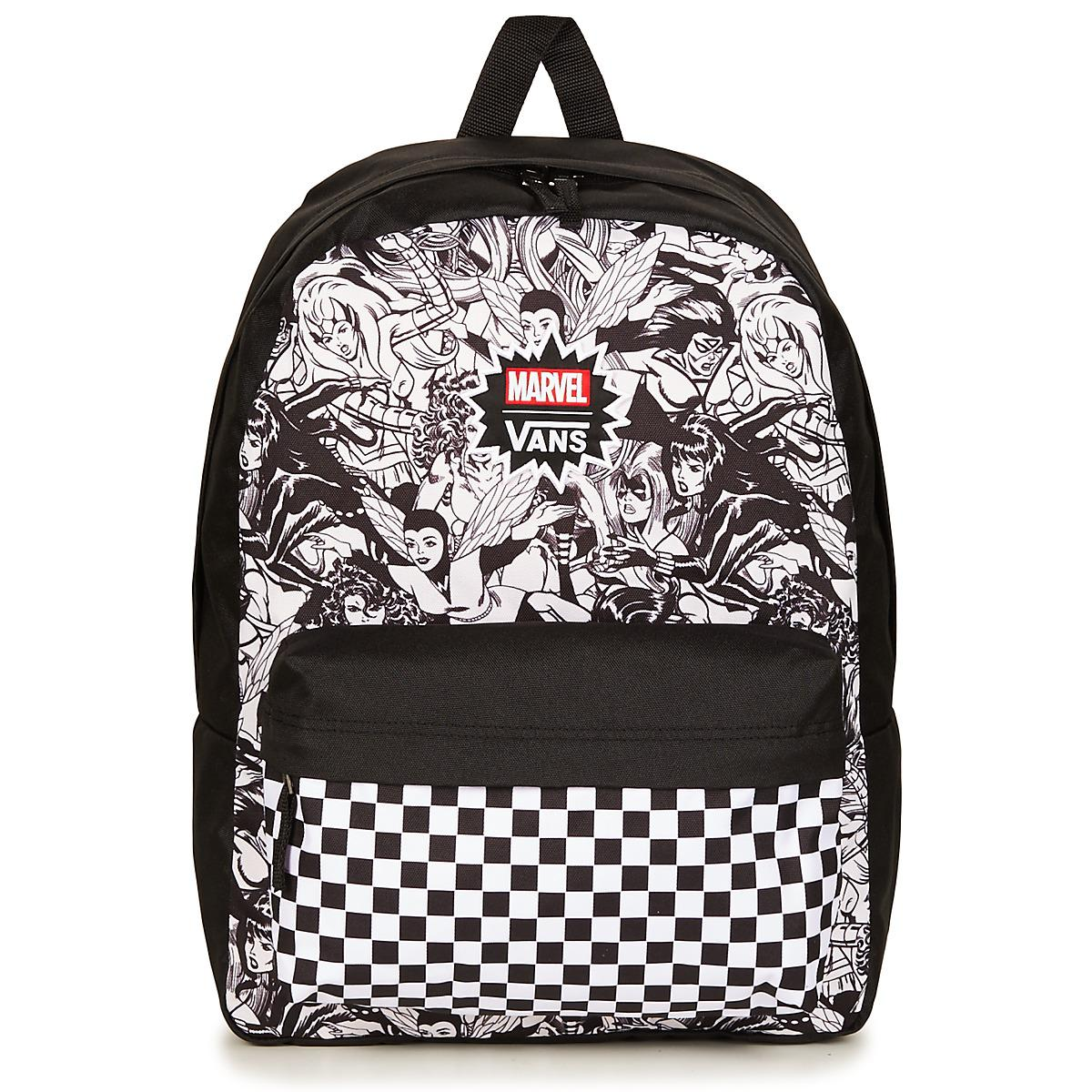Vans Marvel Women Realm Backpack Men's Backpack In Black for Men - Lyst