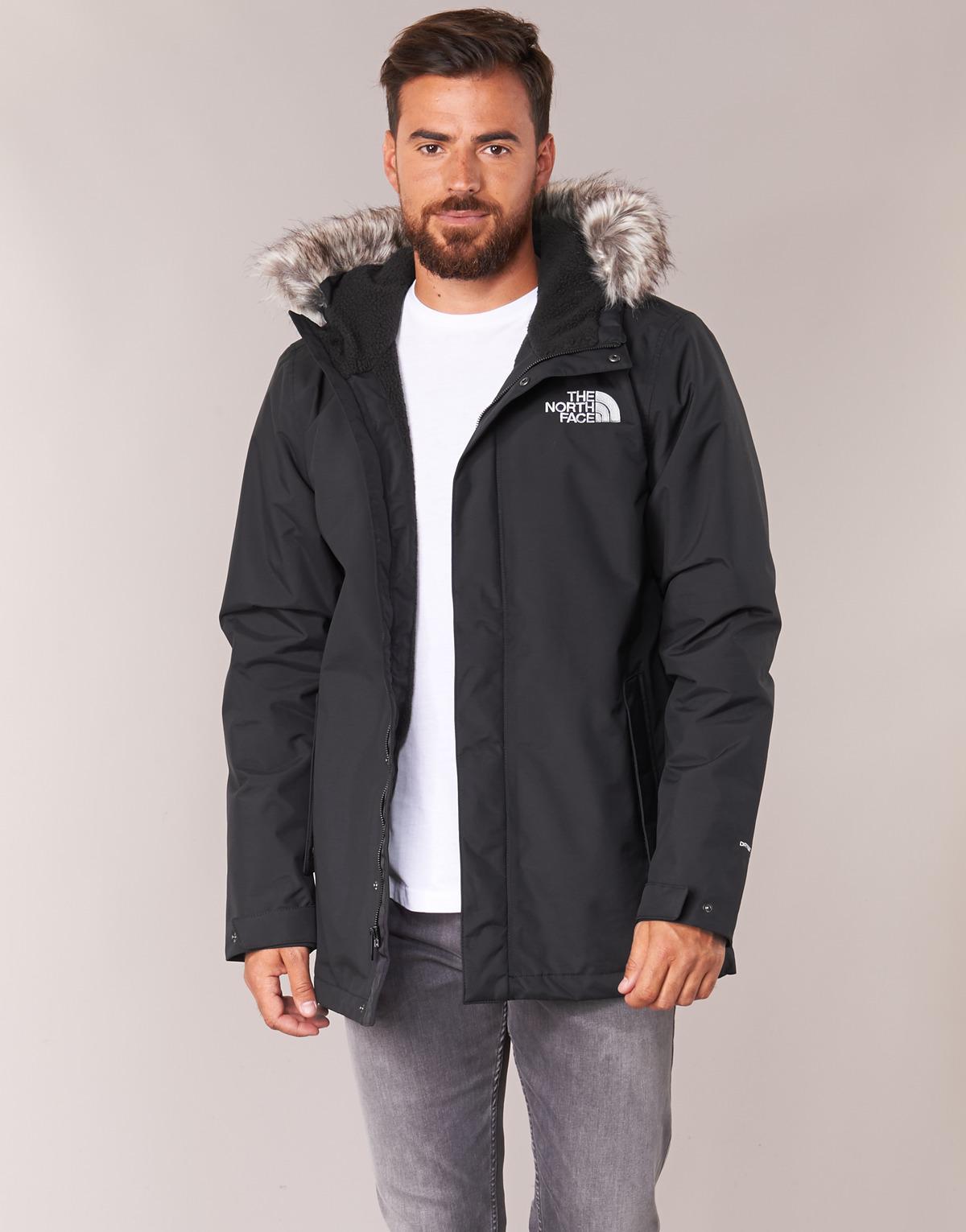 6a96c5cf1 The North Face Sherpa Zaneck Jacket Men's Parka In Black for Men - Lyst