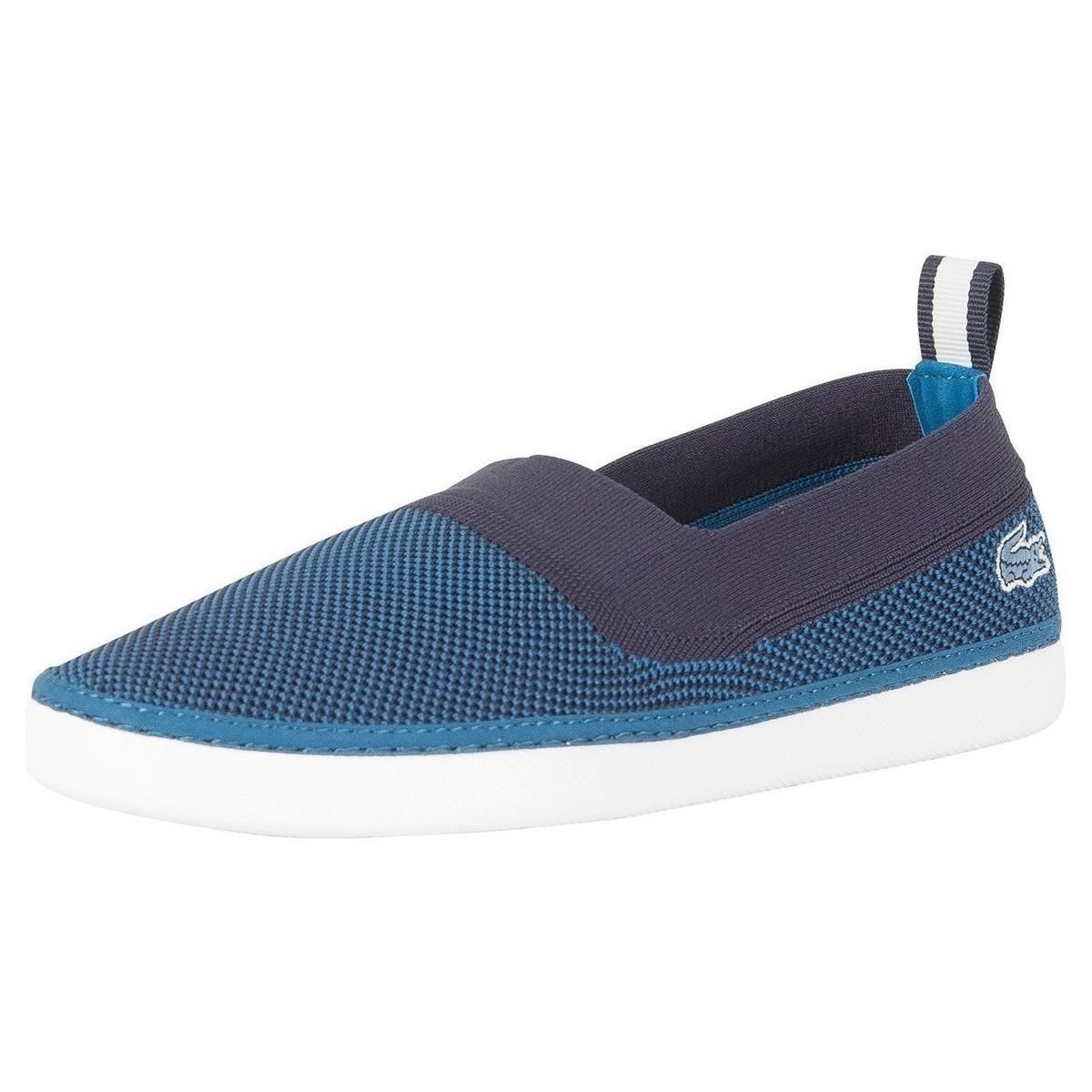 Lacoste Lydro Formateurs En Bleu - Bleu FYgPu