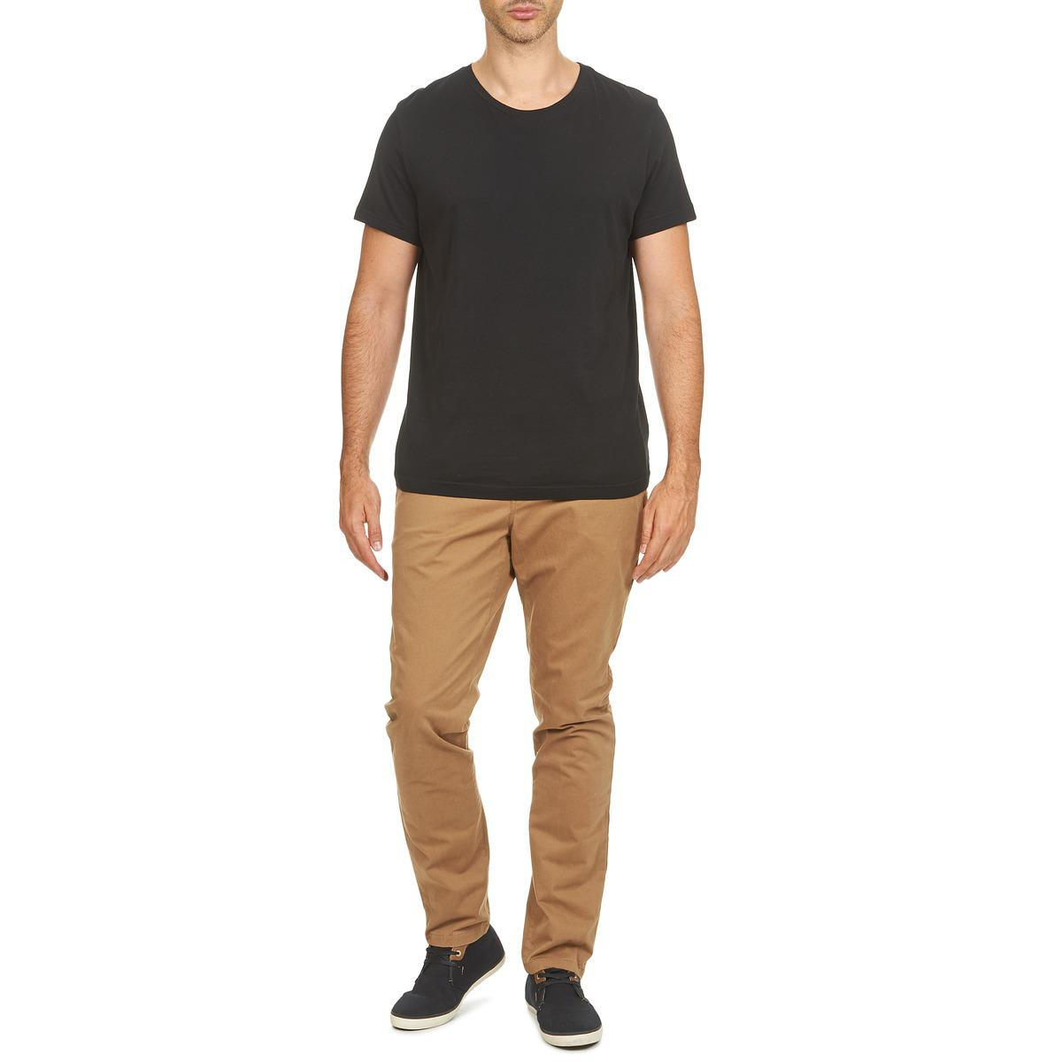 ELEVEN PARIS Charlie Trousers in Brown for Men