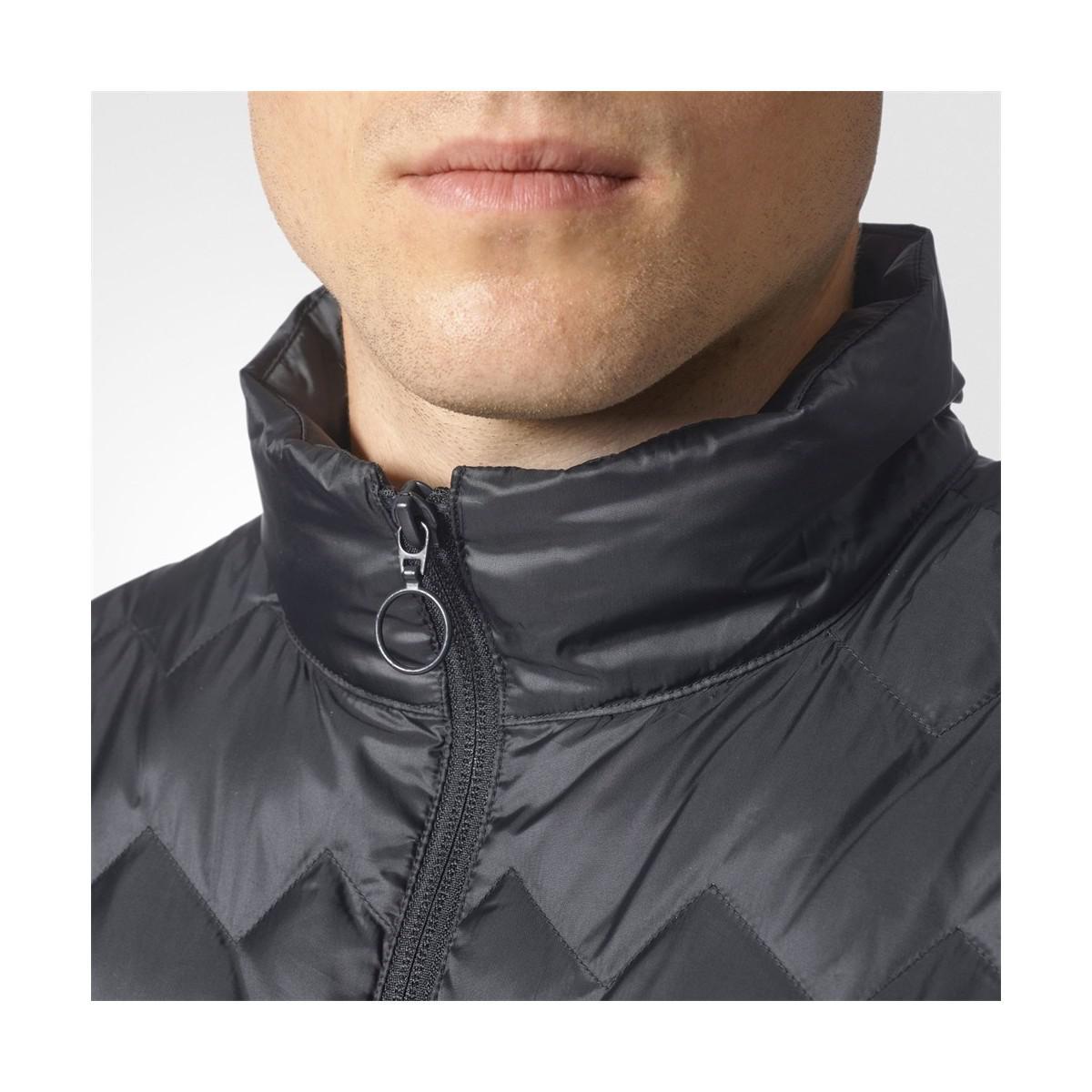 adidas Originals Serrated Men's Jacket In Multicolour in Grey for Men