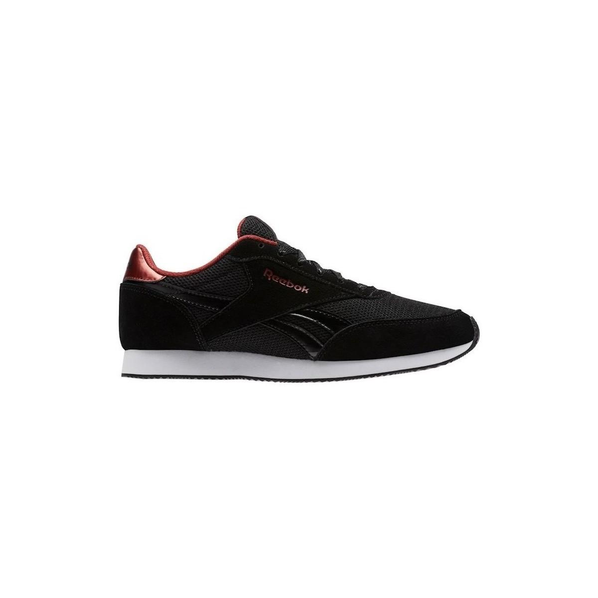 Reebok Royal Cl Jogger Women's Shoes (trainers) In Black