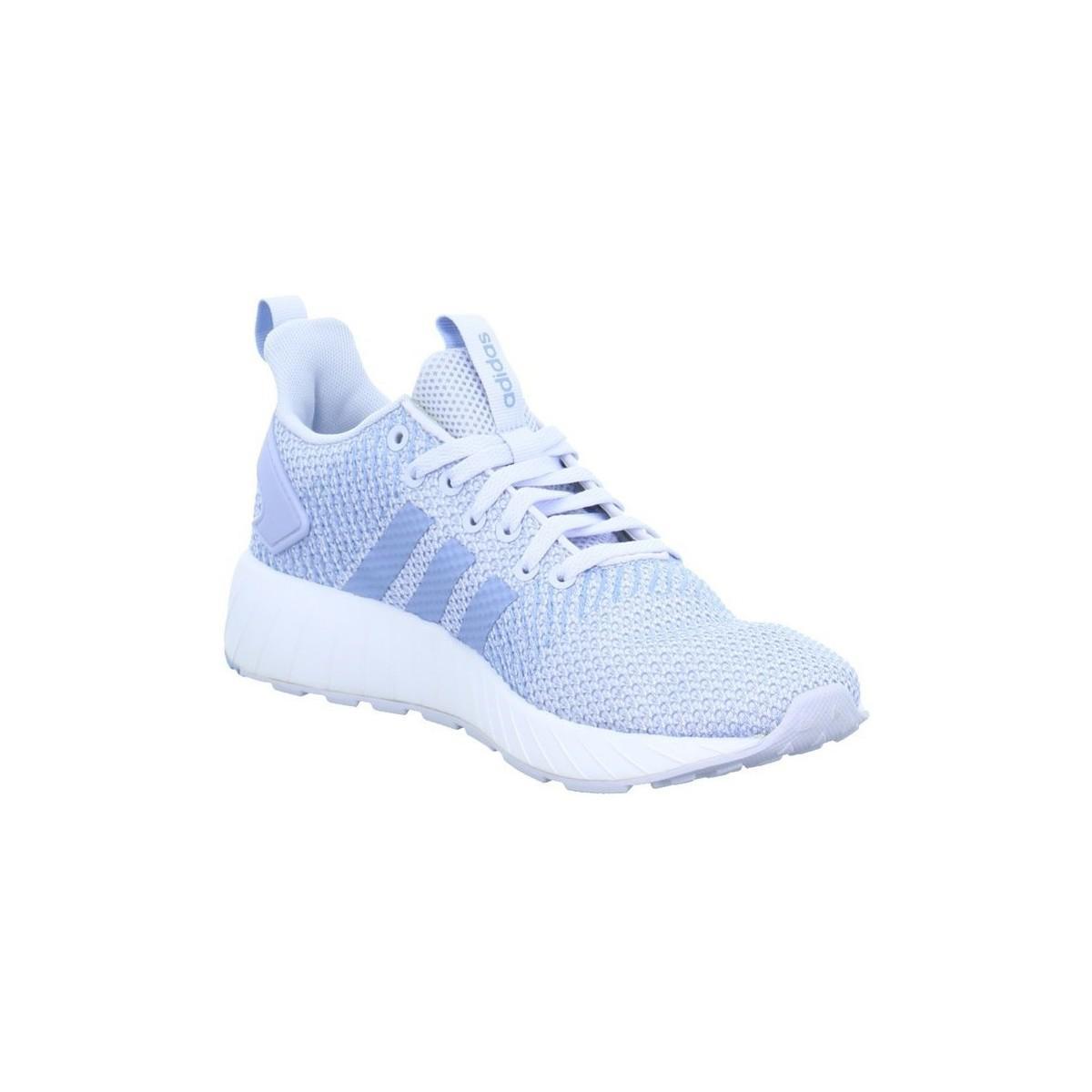 Byd coloris Bleu en W Lyst Questar Chaussures Adidas EOxwqn4RT