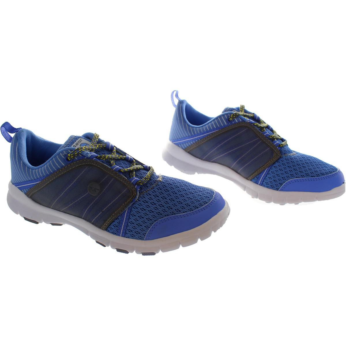 Hi-Tec Synthetic Flyaway Ii Women's Shoes (trainers) In Blue