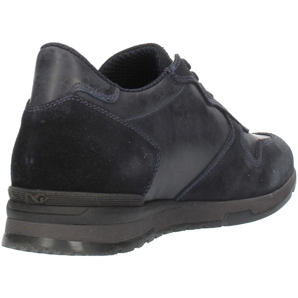 A800460U Chaussures Nero Giardini pour homme en coloris Bleu