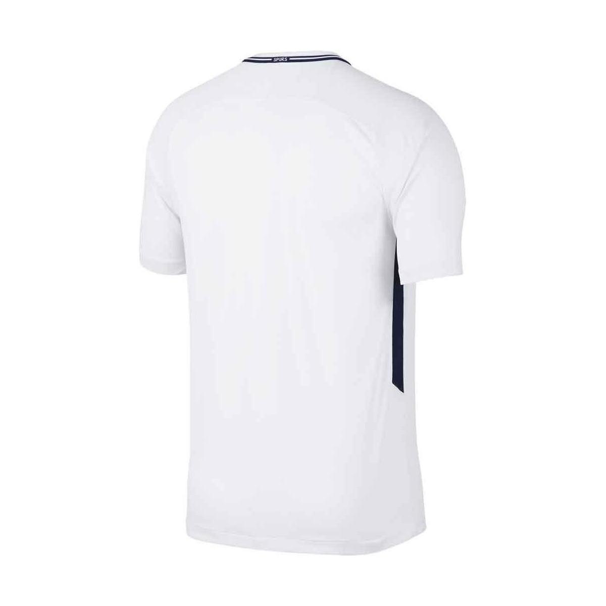 Nike 2017-18 Tottenham Home Shirt (alderweireld 4) Men's T Shirt In White for Men