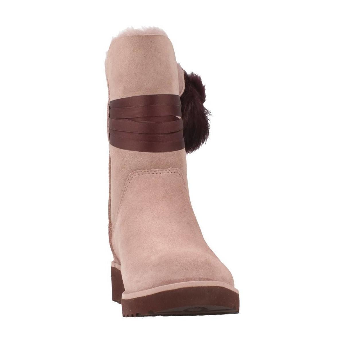 UGG W Brita Women's Boots In Pink
