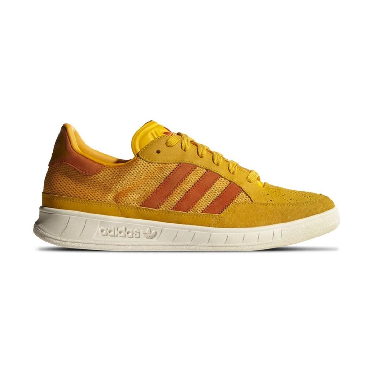 adidas Suisse Gold Men's Shoes (trainers) In Yellow for Men