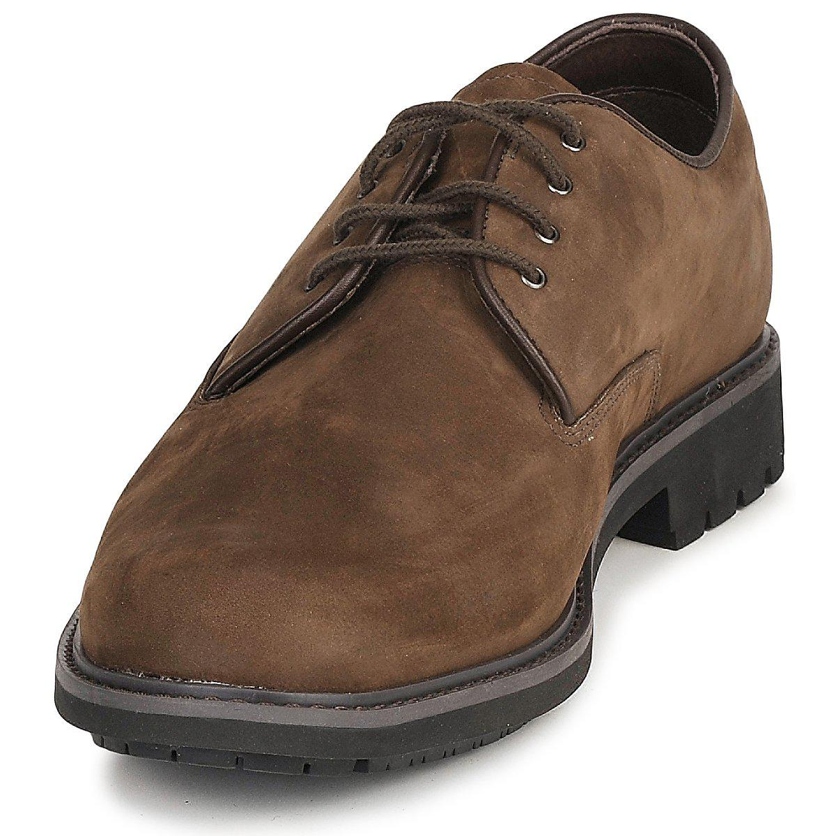 EK STORMBUCK PLAIN TOE OXFORD