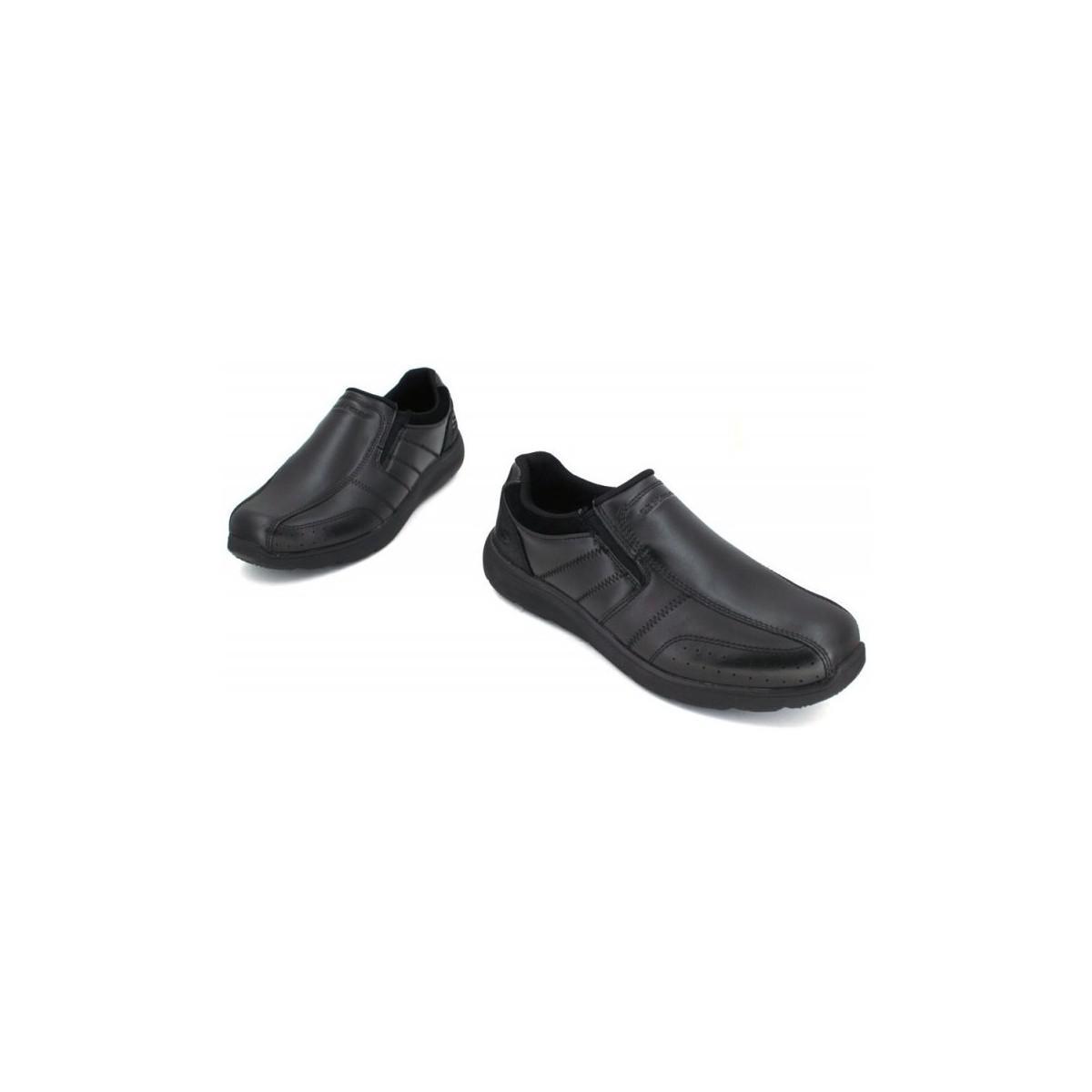 Skechers Montego 65278 Men's Shoes (trainers) In Black for Men