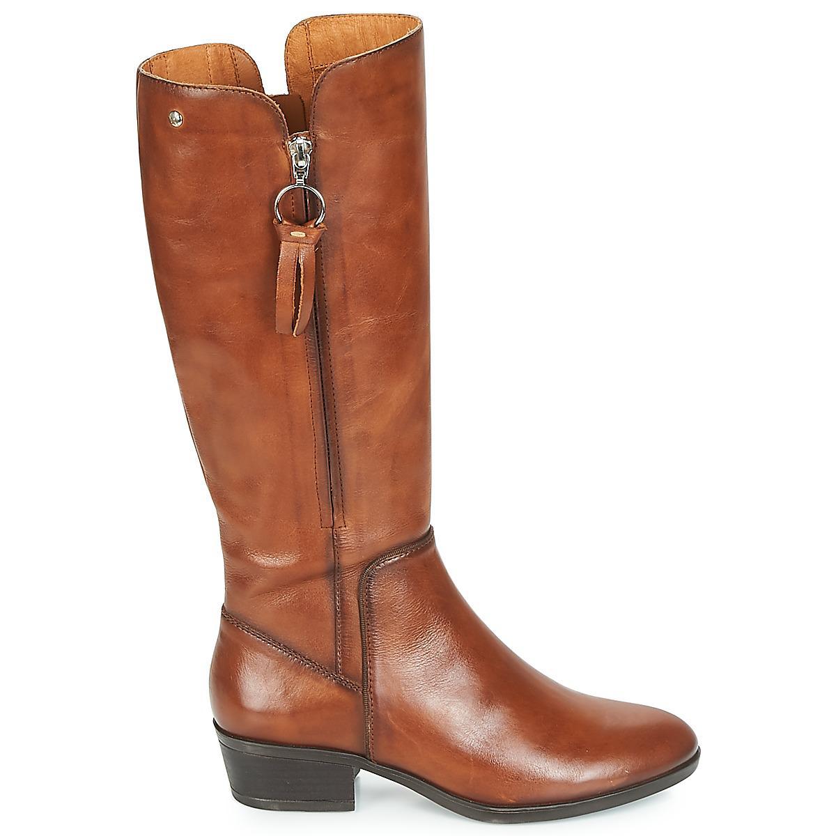 98c084dceca5 Pikolinos - Daroca W1u Women s High Boots In Brown - Lyst. View fullscreen