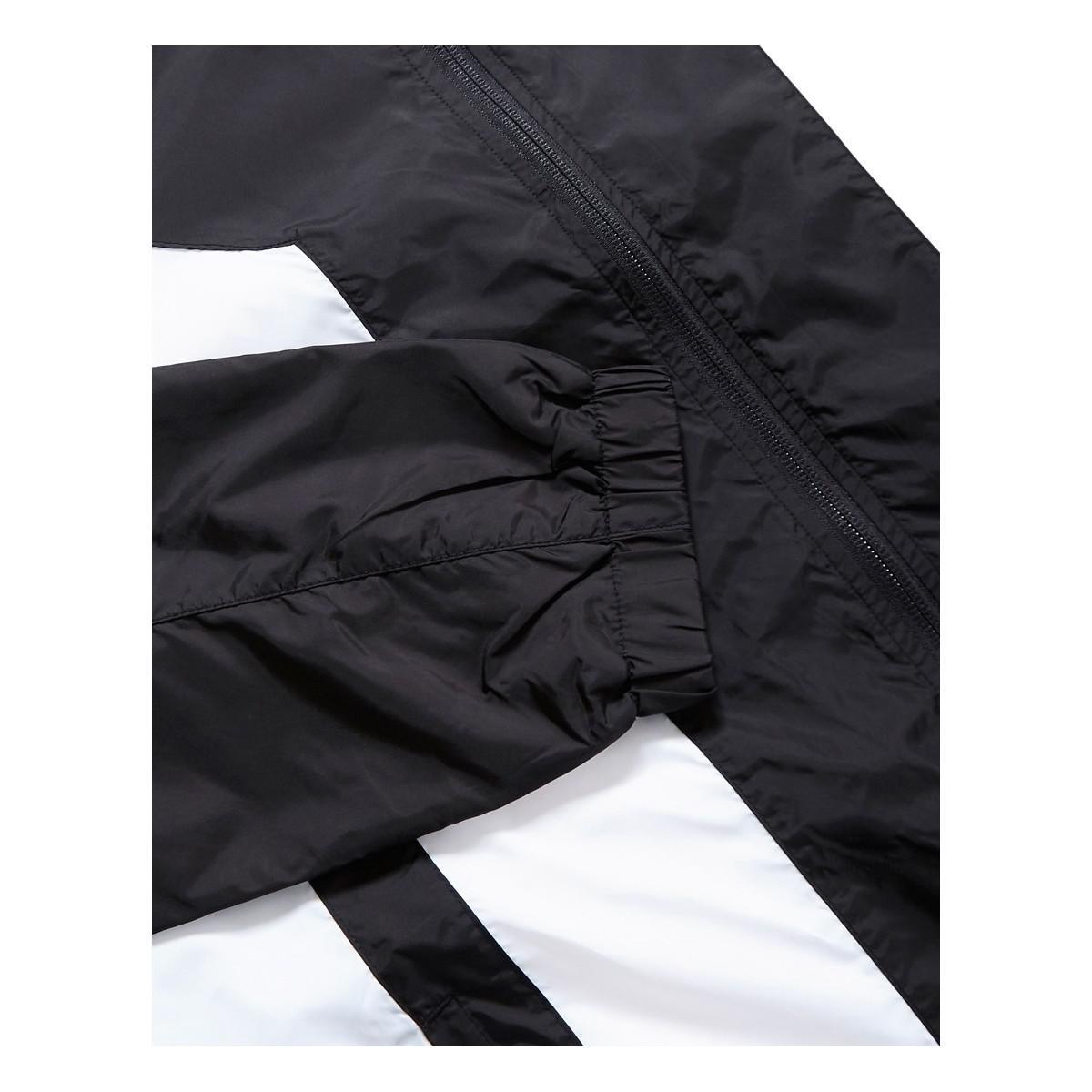 Huf Arena Track Jacket Black Men's Jacket In Black for Men
