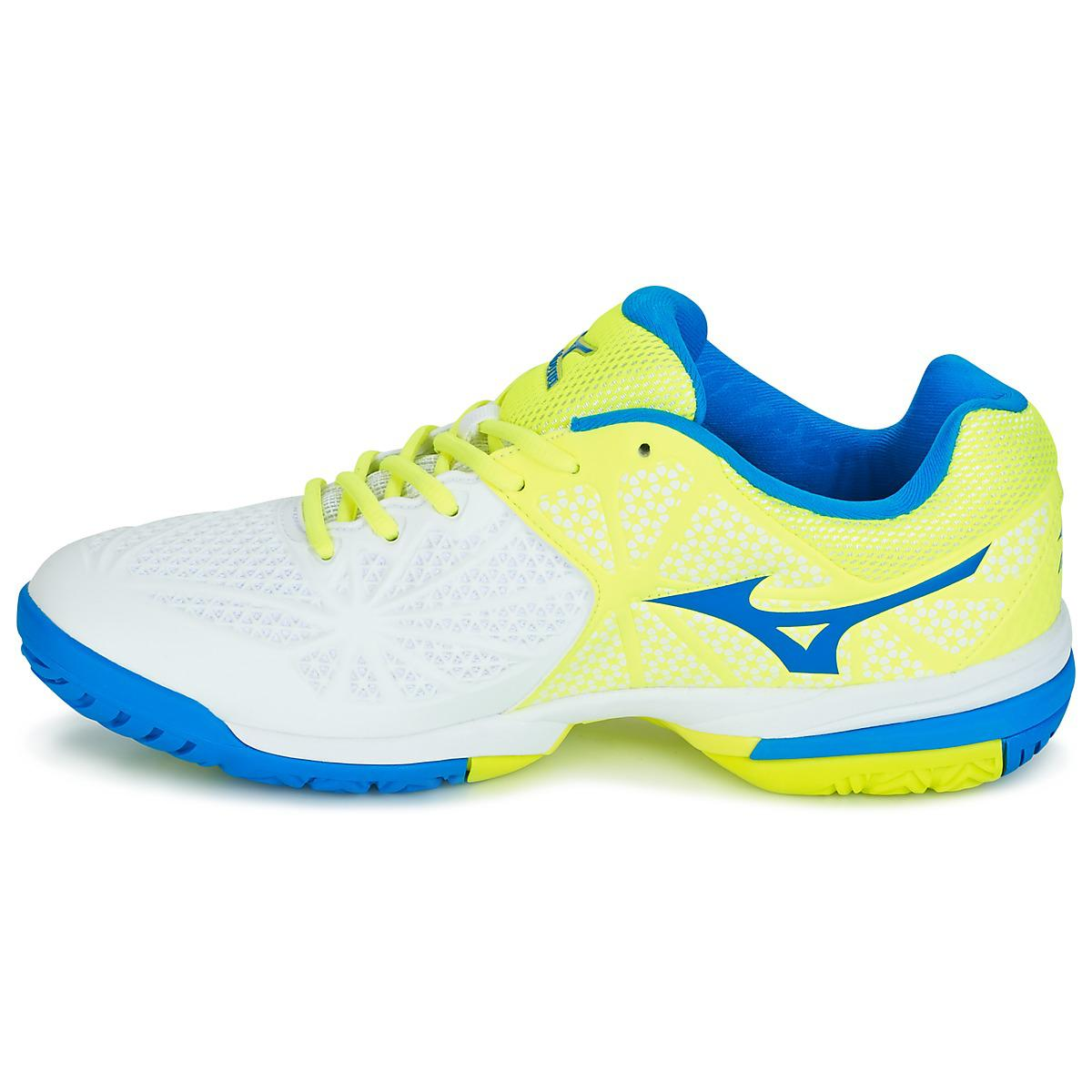 Mizuno Wave Exceed Tour 2 Cc Men's Tennis Trainers (shoes) In White for Men