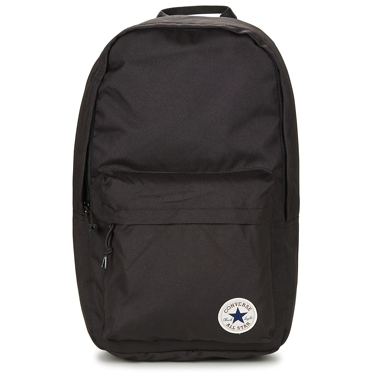 c83e49a2c4ce Converse Core Poly Backpack Backpack in Black for Men - Lyst