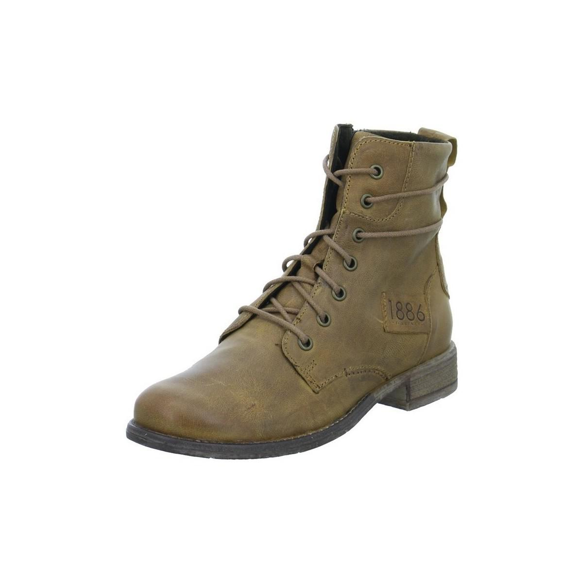 Josef Seibel Sienna 63 Women's Low Ankle Boots In Brown