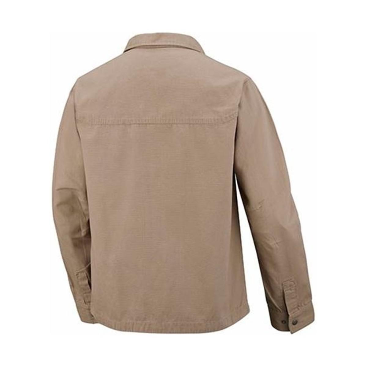 Columbia Wm3233222 Men's Jacket In Beige in Natural for Men