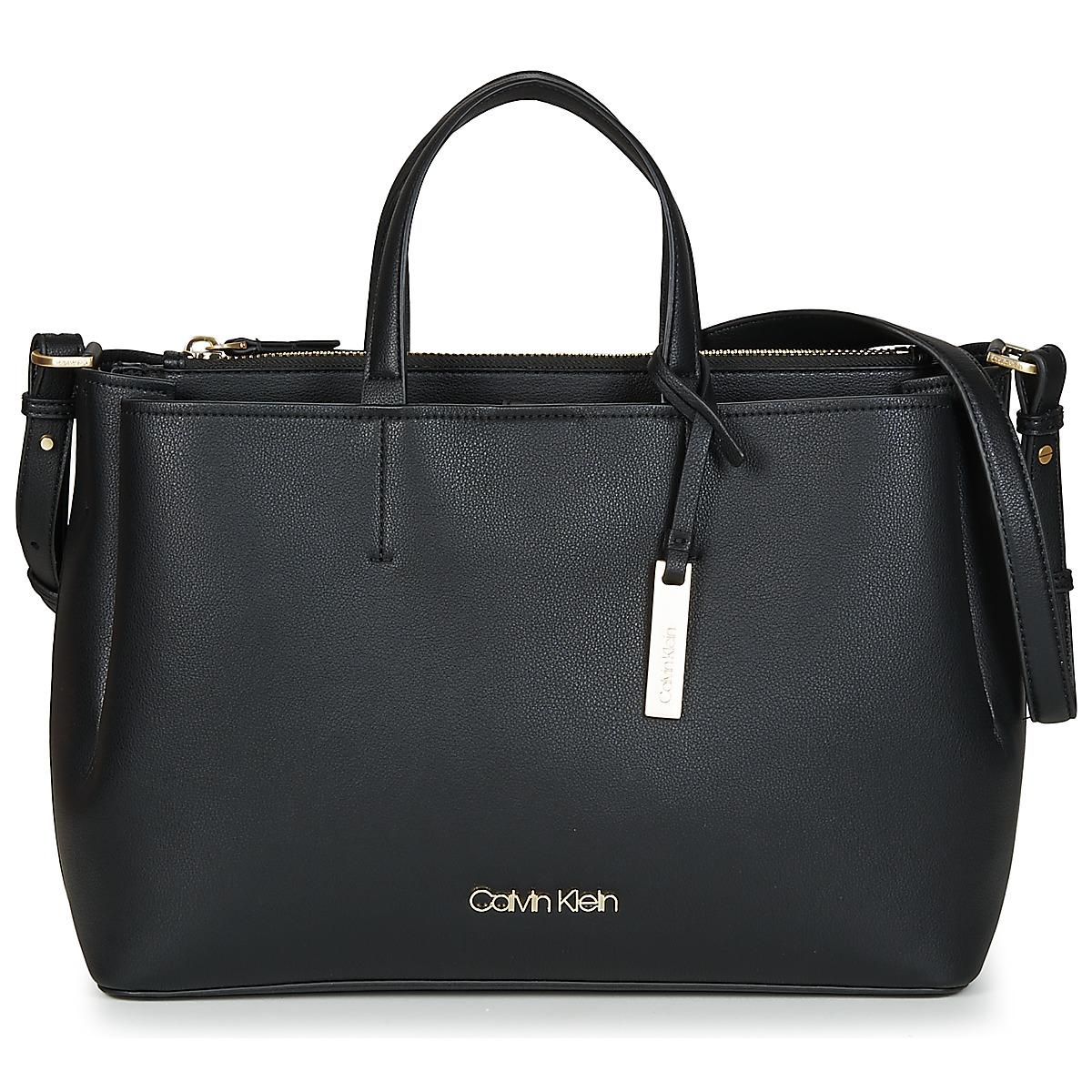 Calvin Klein Step Up Large Tote Women S Handbags