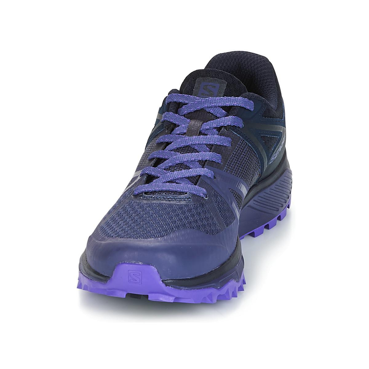 cdd922b5e674 Yves Salomon - Trailster W Women s Running Trainers In Purple - Lyst. View  fullscreen