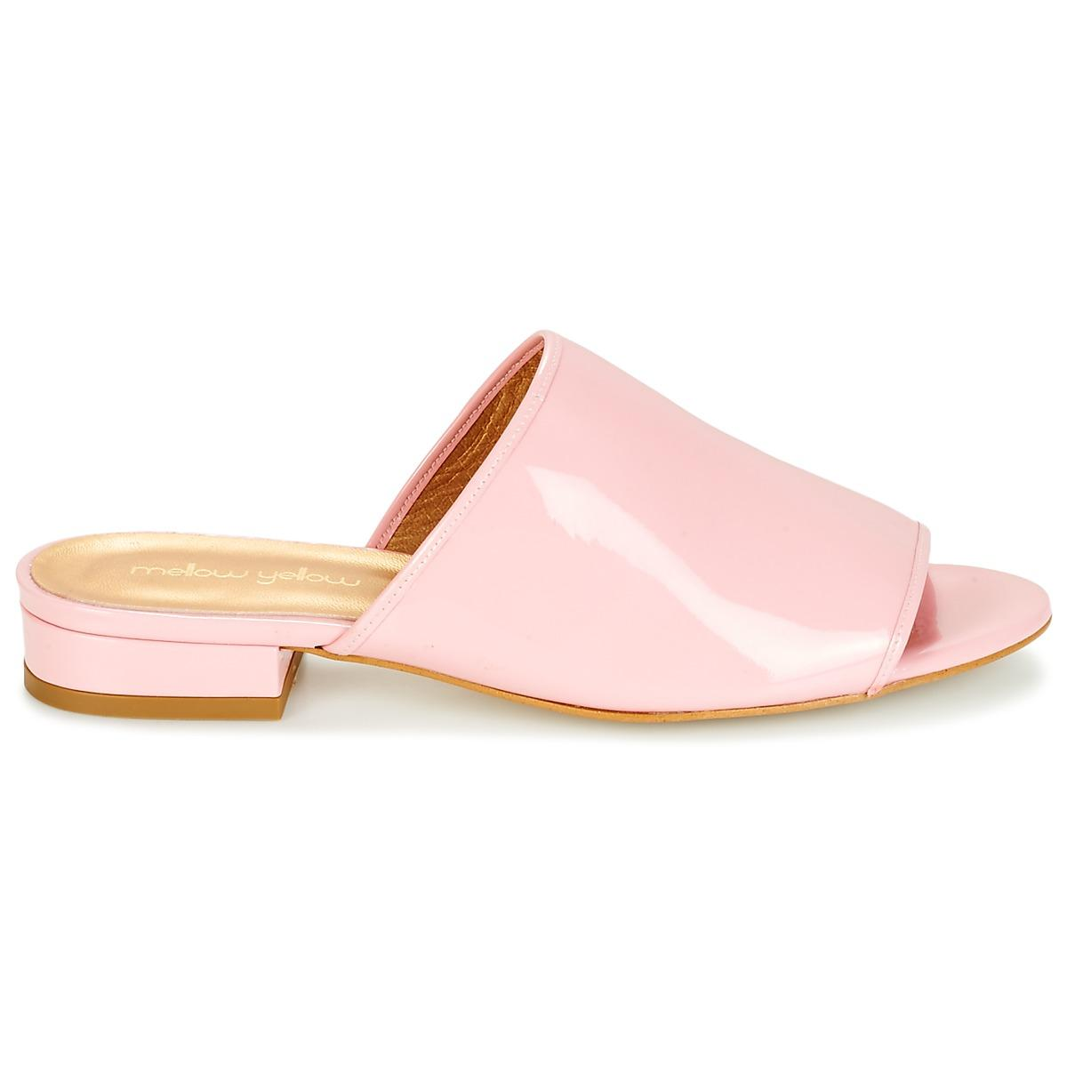 d311b80702ed Mellow Yellow - Bytatane Women s Mules   Casual Shoes In Pink - Lyst. View  fullscreen