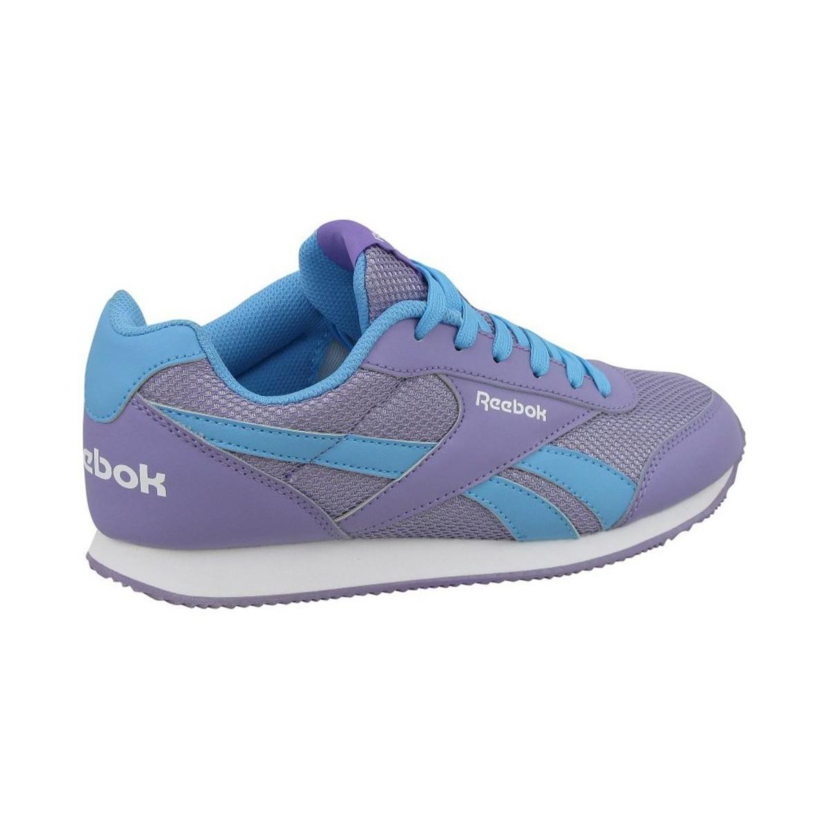Reebok Royal Classic Jogger 2 Women's Shoes (trainers) In Purple