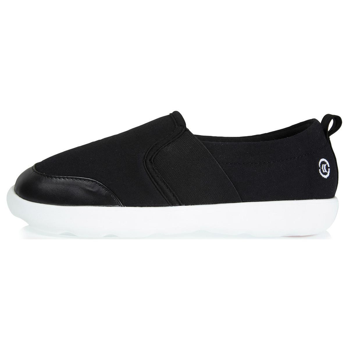 Chaussures ultra-confortables Chaussures Isotoner en coloris Noir