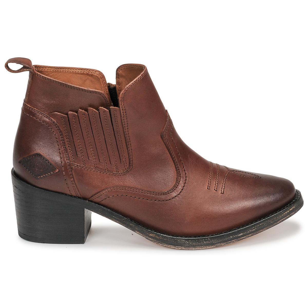 PERDRIX femmes Boots en Noir Cuir PLDM by Palladium en coloris Noir - 14 % de réduction