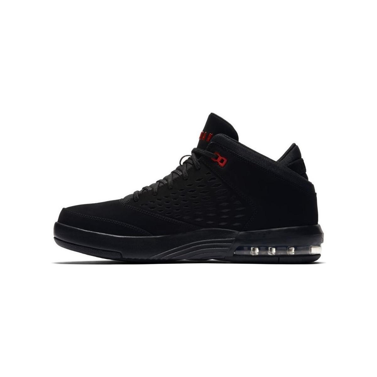 Air Jordan Flight Origin 4 hommes Chaussures en Noir Nike pour ...
