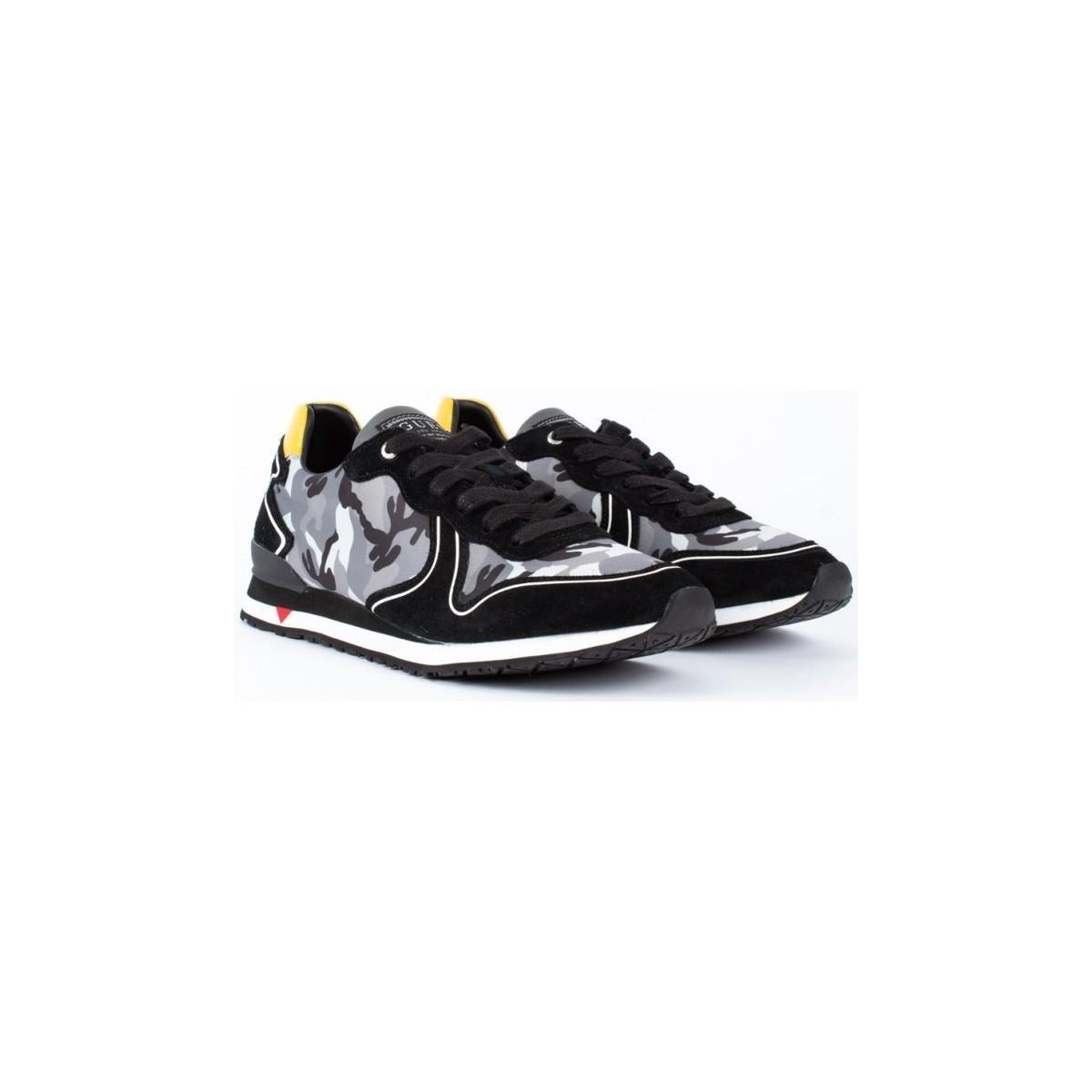 Basket Chaussures Guess pour homme en coloris Noir jvkj