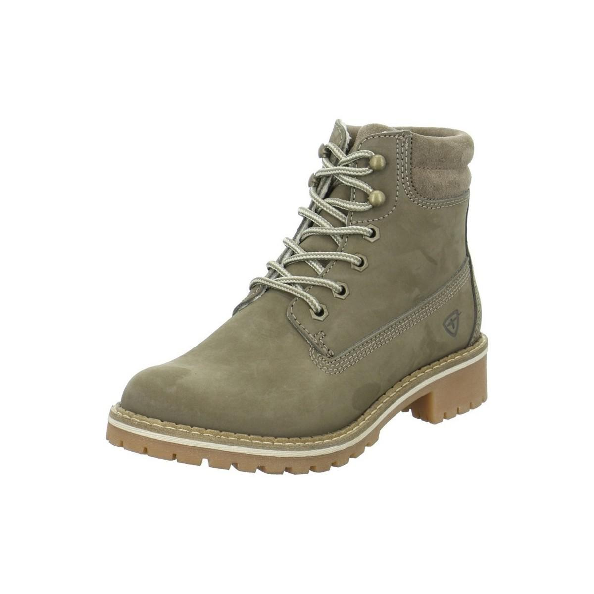 Tamaris Catser Women's Mid Boots In Brown