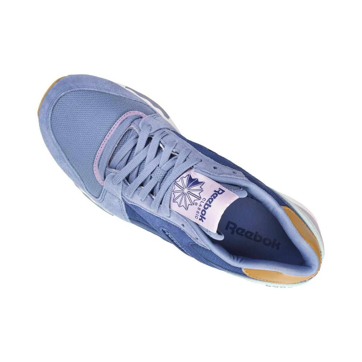 Reebok Gl 6000 Fleur Women's Shoes (trainers) In Blue