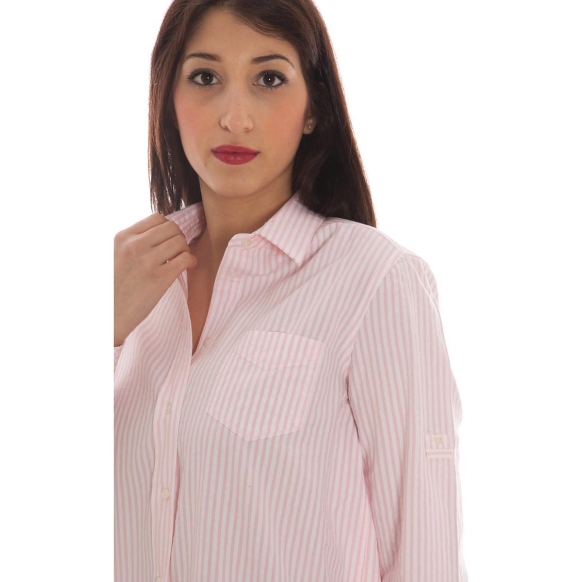 1401.431975 femmes Chemise en blanc GANT en coloris Blanc - 3 % de réduction